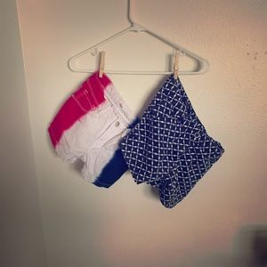 Two pairs of nautica shorts!!